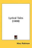 Lyrical Tales