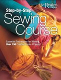 Step-by-Step Sewing Course
