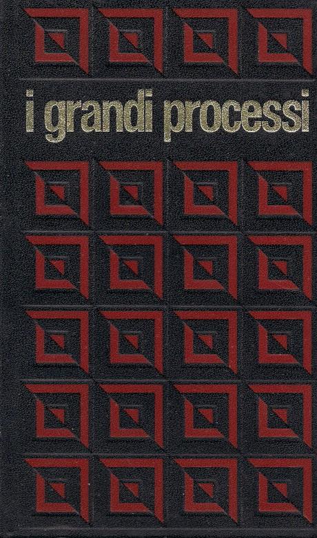 I grandi processi della Storia vol. 23
