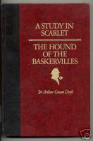Study in Scarlet / The Hound of the Baskervilles