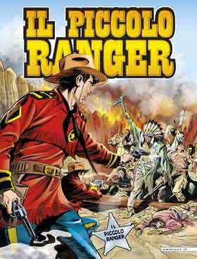 Il piccolo ranger (ristampa IF) n. 15