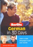 Berlitz German in 30...