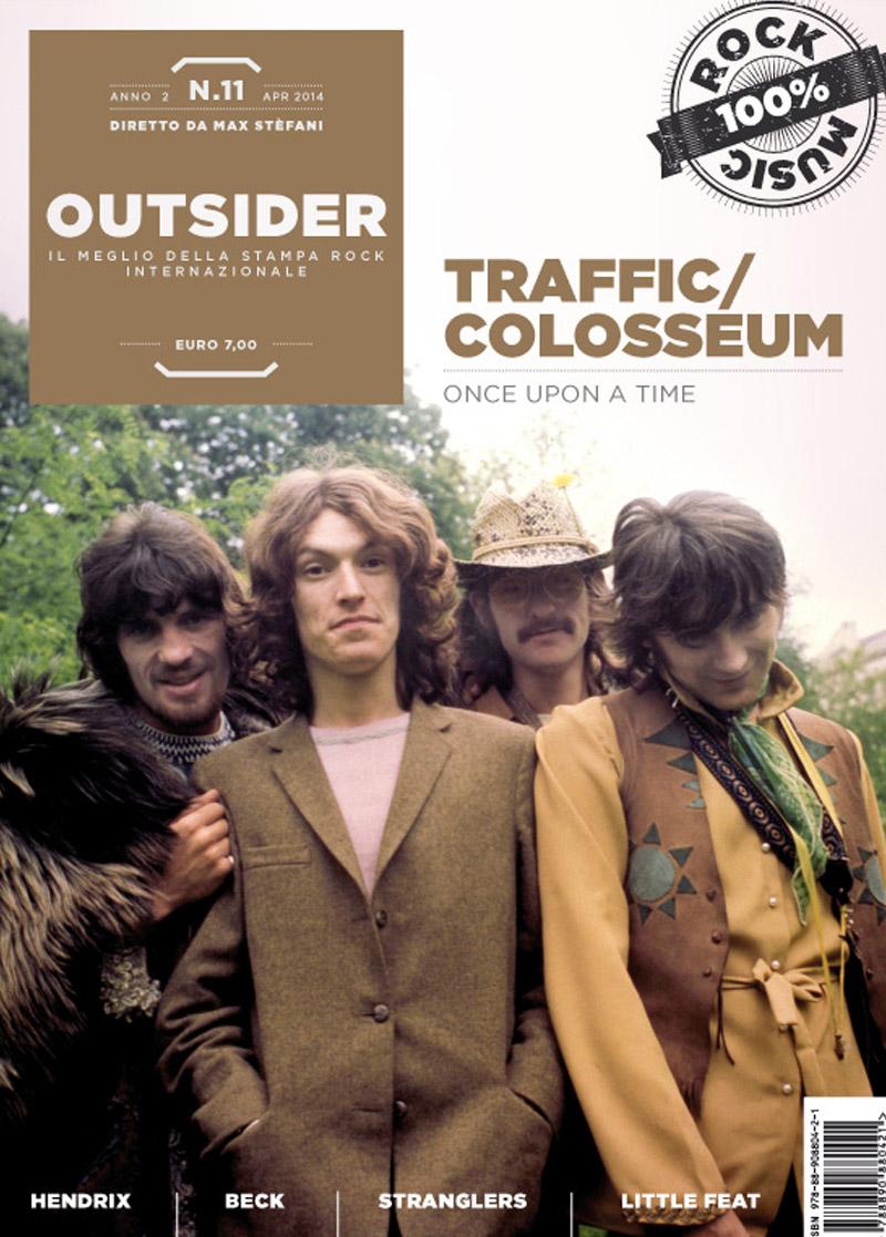 Outsider n.11 (aprile 2014)