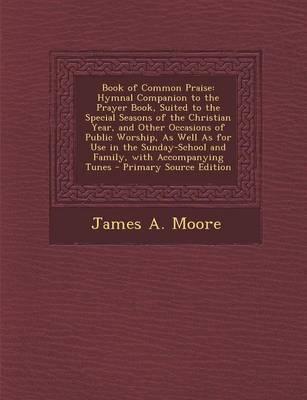 Book of Common Praise