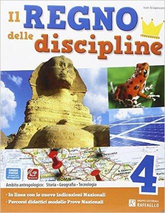 Il regno delle discipline. Area antropologica. Per la Scuola elementare. Con e-book. Con espansione online