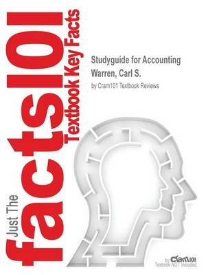 STUDYGUIDE FOR ACCOUNTING BY W