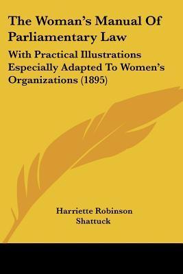 The Woman's Manual o...