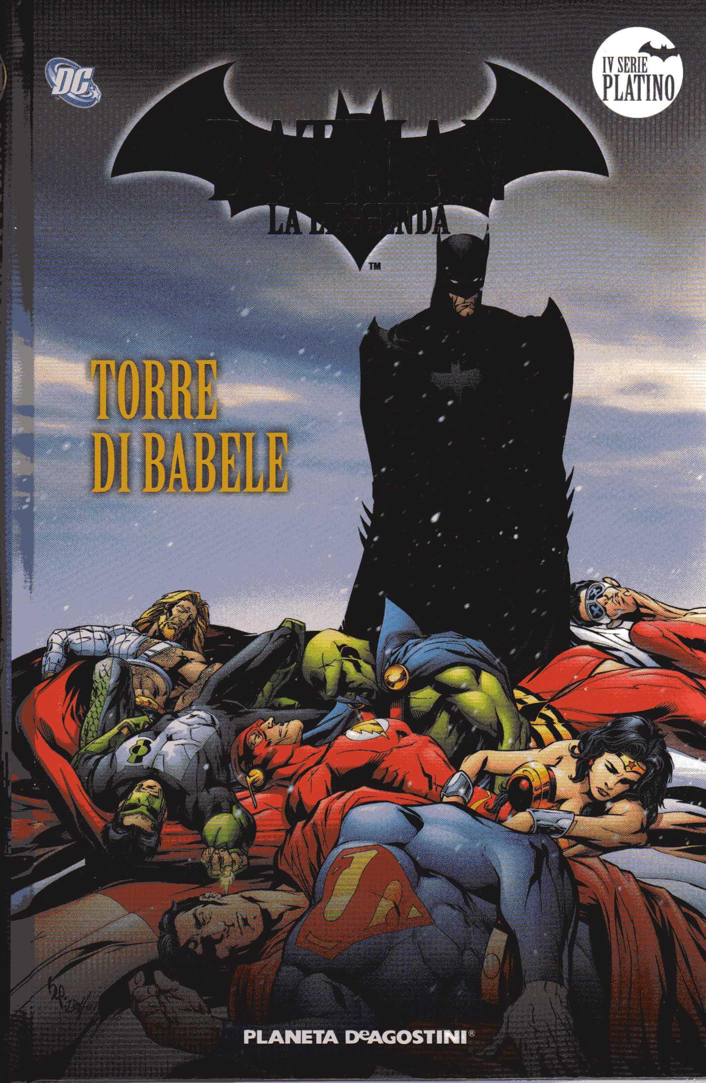 Batman la Leggenda n. 39