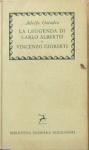 La leggenda di Carlo Alberto nella recente storiografia