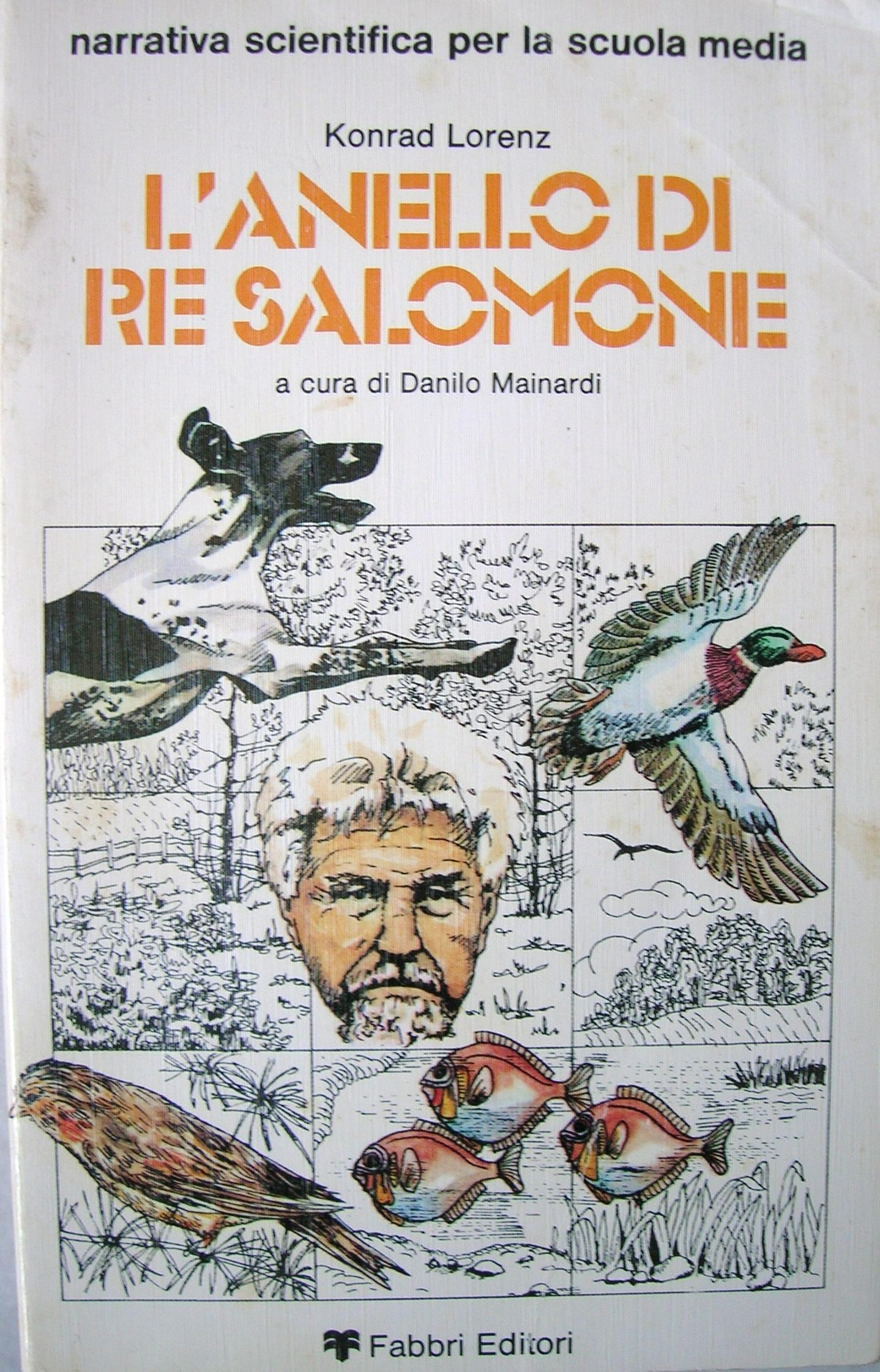 L'anello di re Salomone