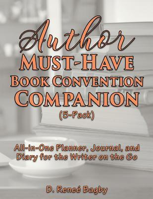 Author Must-Have Book Convention Companion (5-Pack)