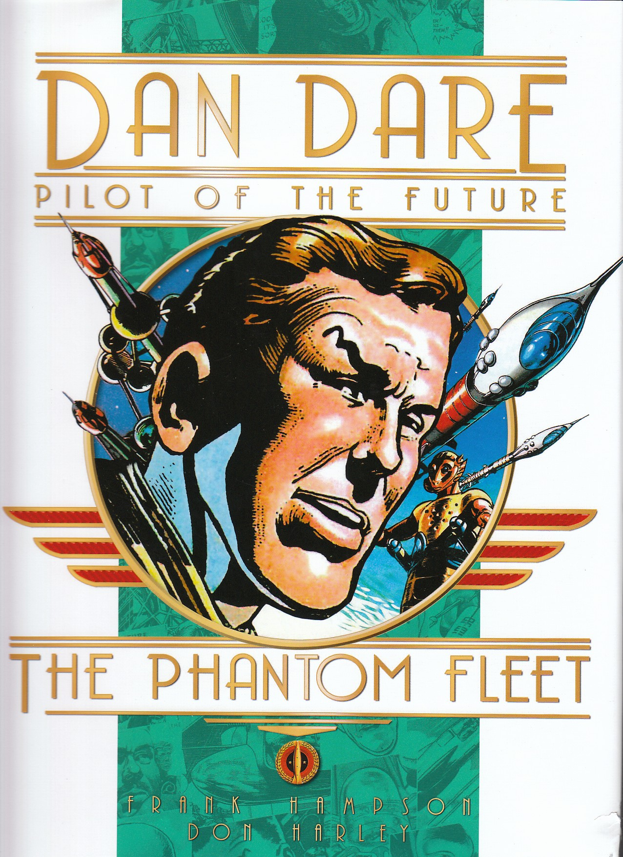 Classic Dan Dare :The Phantom Fleet
