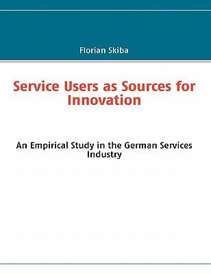 Service Users as Sources for Innovation