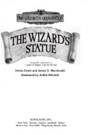 The Wizard S Statue