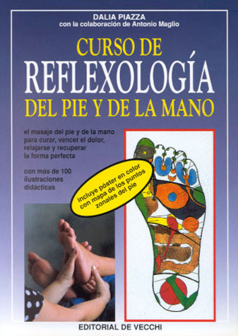 Curso de reflexología del pie y de la mano