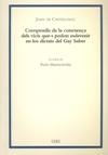Compendis de la conexença dels vicis que s podon esdevenir en los dictats del Gay Saber