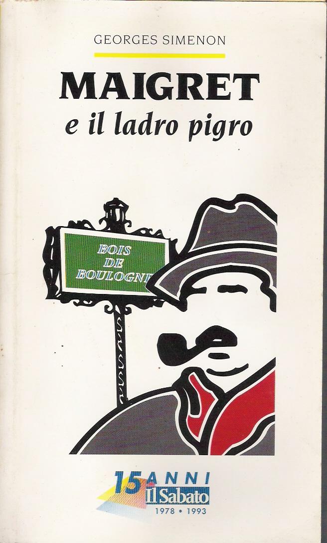 Maigret e il ladro pigro
