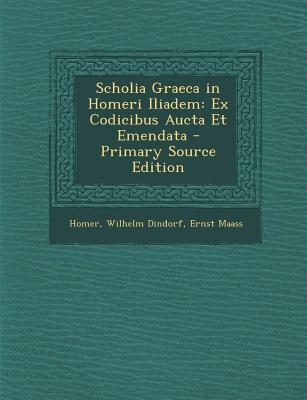 Scholia Graeca in Homeri Iliadem