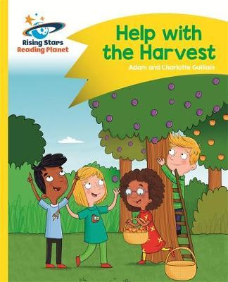 Reading Planet - Help with the Harvest - Yellow