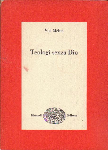 Teologi senza Dio