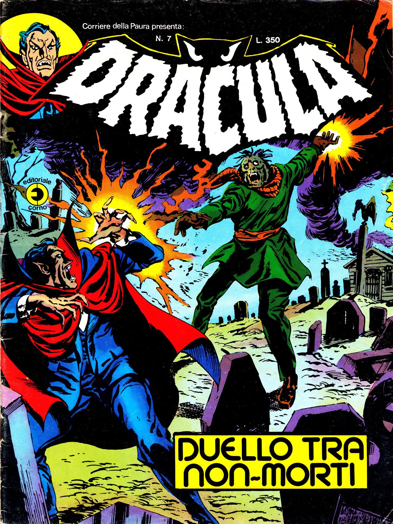 Dracula n. 7