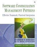 Software Configuration Management Patterns