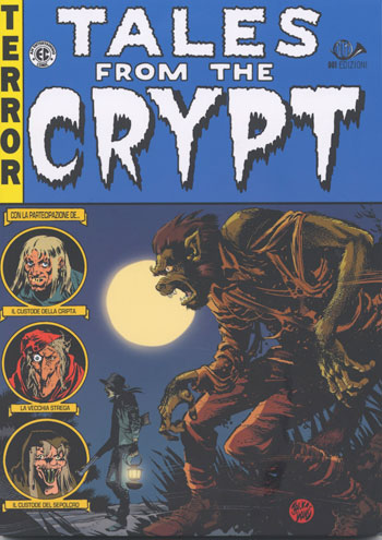 Tales from the Crypt...