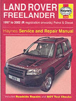 Land Rover Freelander Service and Repair Manual