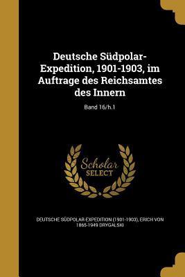 GER-DEUTSCHE SUDPOLAR-EXPEDITI