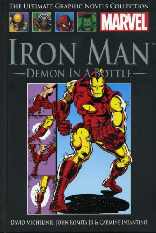 Iron Man: Demon in a...