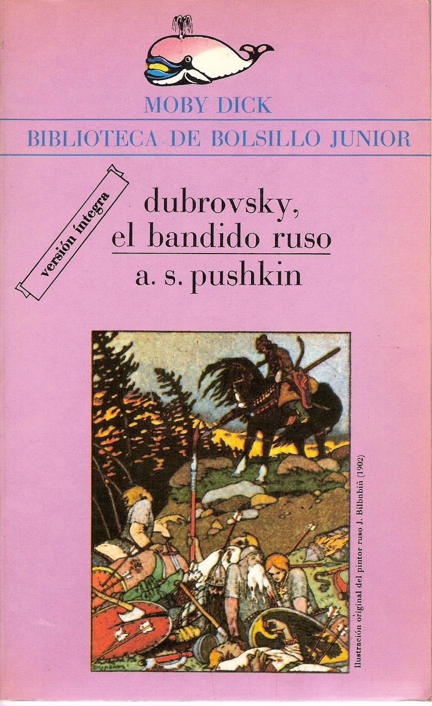 Dubrovsky, el bandido ruso