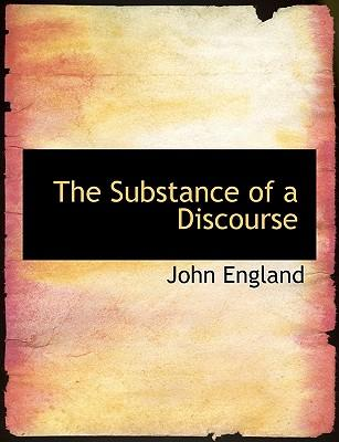 The Substance of a Discourse