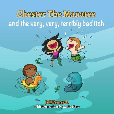 Chester the Manatee ...