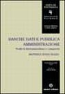 Banche dati e pubblica amministrazione