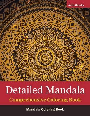 Detailed Mandala Comprehensive Coloring Book