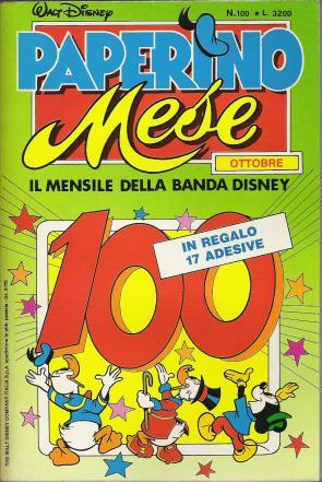 Paperino Mese n. 100
