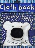 Cloth Book Snowy Bear