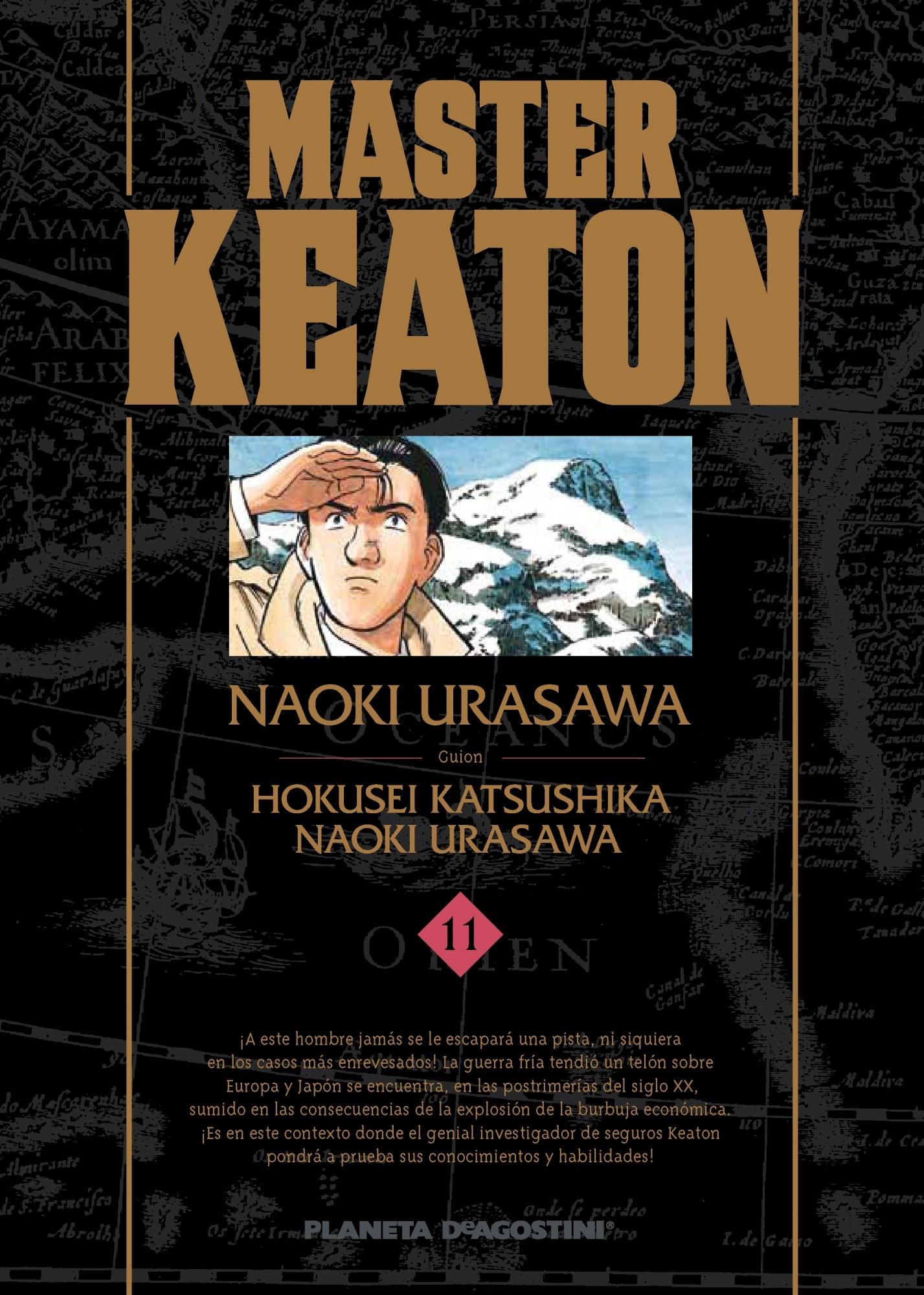 Master Keaton #11 (de 12)