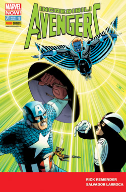 Incredibili Avengers #13