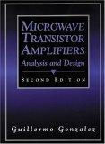 Microwave Transistor Amplifier
