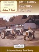 David Brown tractors, 1965-1988