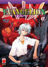 Evangelion vol.17