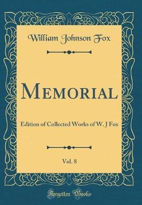 Memorial, Vol. 8