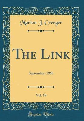The Link, Vol. 18