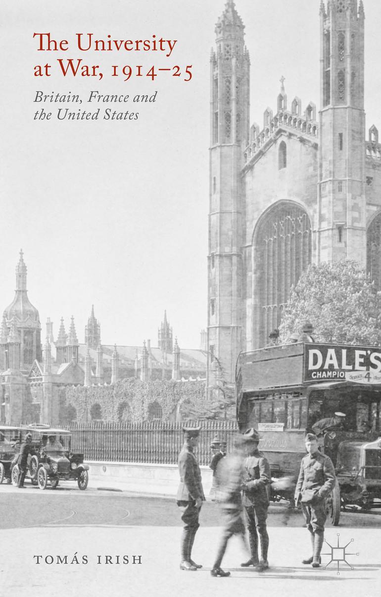 The University at War, 1914-1925