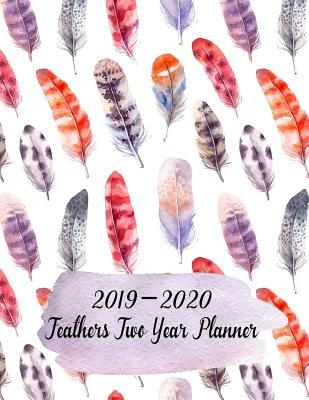 2019-2020 Feathers Two Year Planner