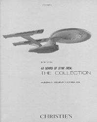 Christie's 40 Years of Star Trek Vol. 2