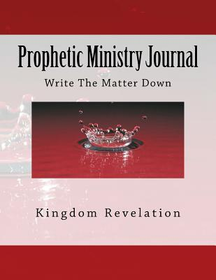 Prophetic Ministry Journal