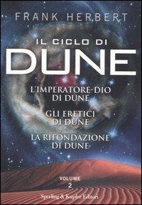 Il ciclo di Dune - Vol. 2