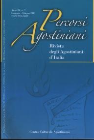 Percorsi agostiniani - Anno IV, n. 7